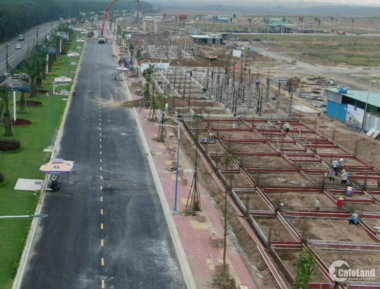 Cập nhật hạ tầng siêu dự án Sân Bay Quốc Tế Long Thành chỉ sau 4 tháng khởi công