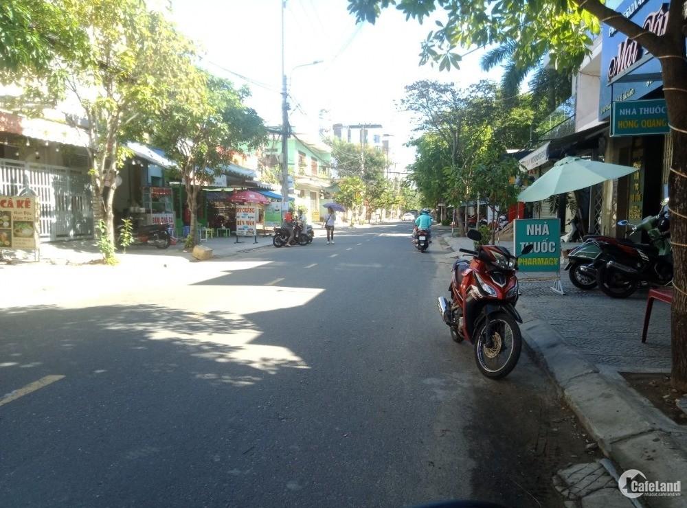 Bán đất 121m2 MT Châu Thị Vĩnh Tế, hướng Tây, đường 7m5