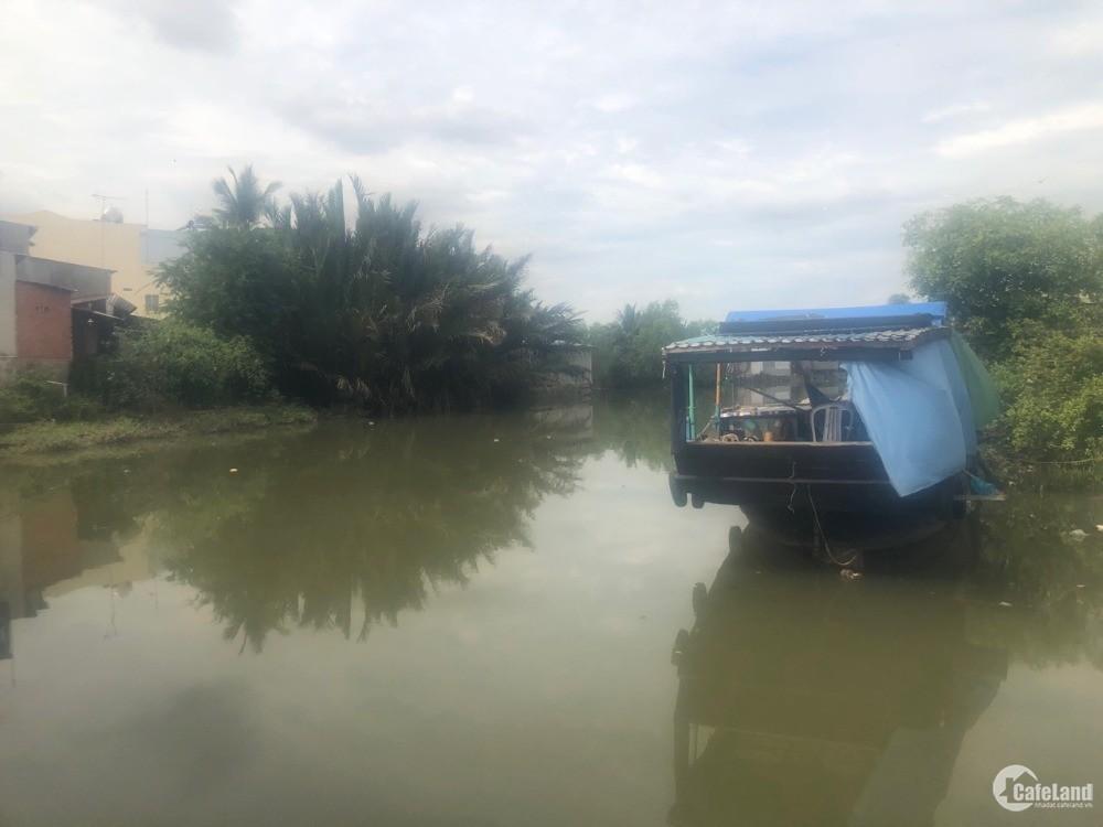 Mặt tiền sông Phước Lý xã Đại Phước huyện Nhơn Trạch cách phà Cát Lái 3.5km