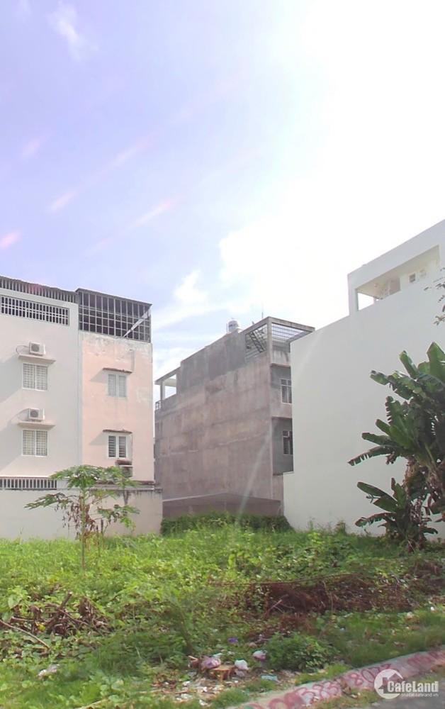 Cần bán gấp lô đất MT Nguyễn Văn Quỳ, P.Tân Thuận Đông, Q.7 Giá 2.2 tỷ 100m2