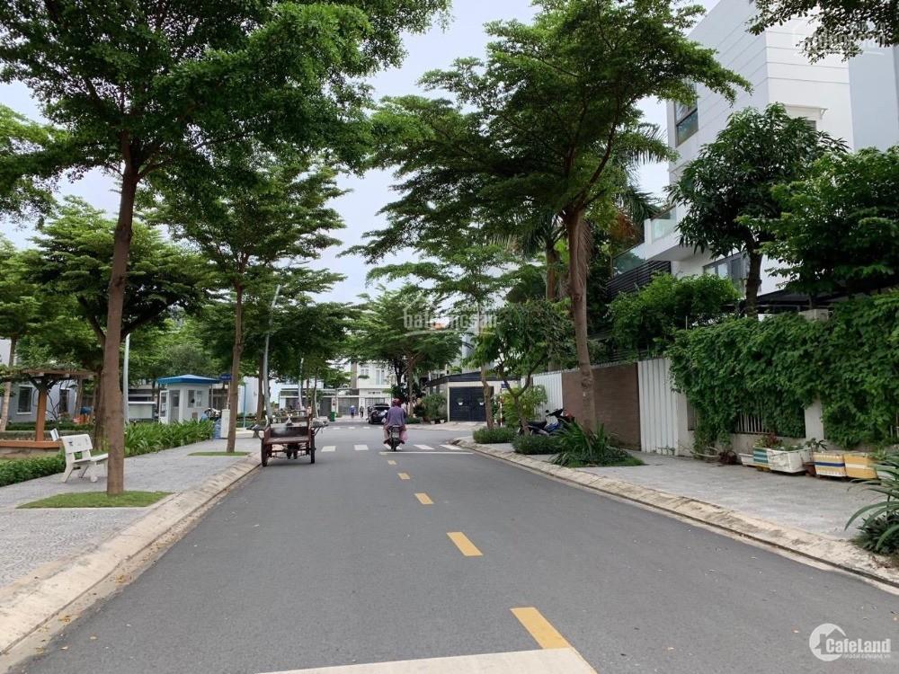 Bán đất 105m2 mặt đường Nguyễn Thị Nhung, Thủ Đức giá 1,9 tỷ, gần siêu thị, chợ