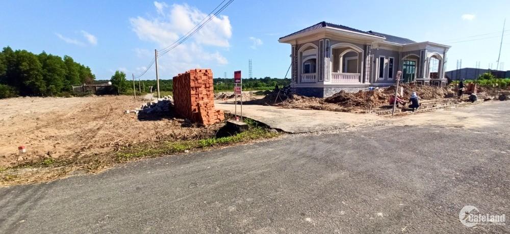 Bán lô đất 5x24 có 100 thổ cư tại Phú Mỹ