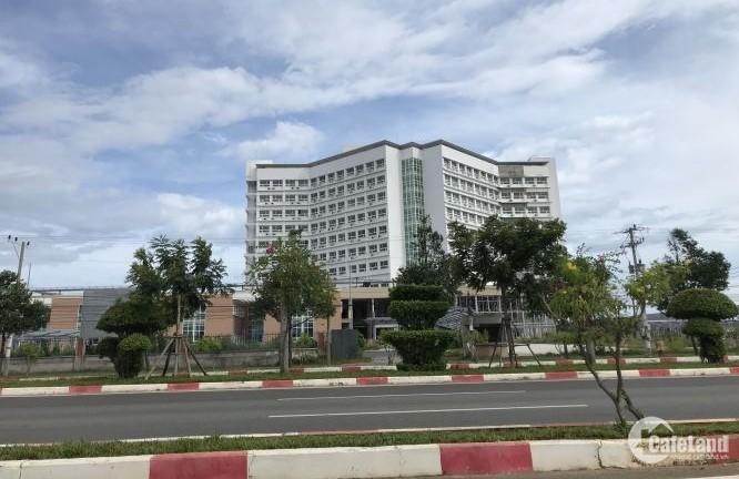 Bán đất biệt thự dự án khu nhà ở phía tây đường 3/2 phường 11 TP Vũng Tàu