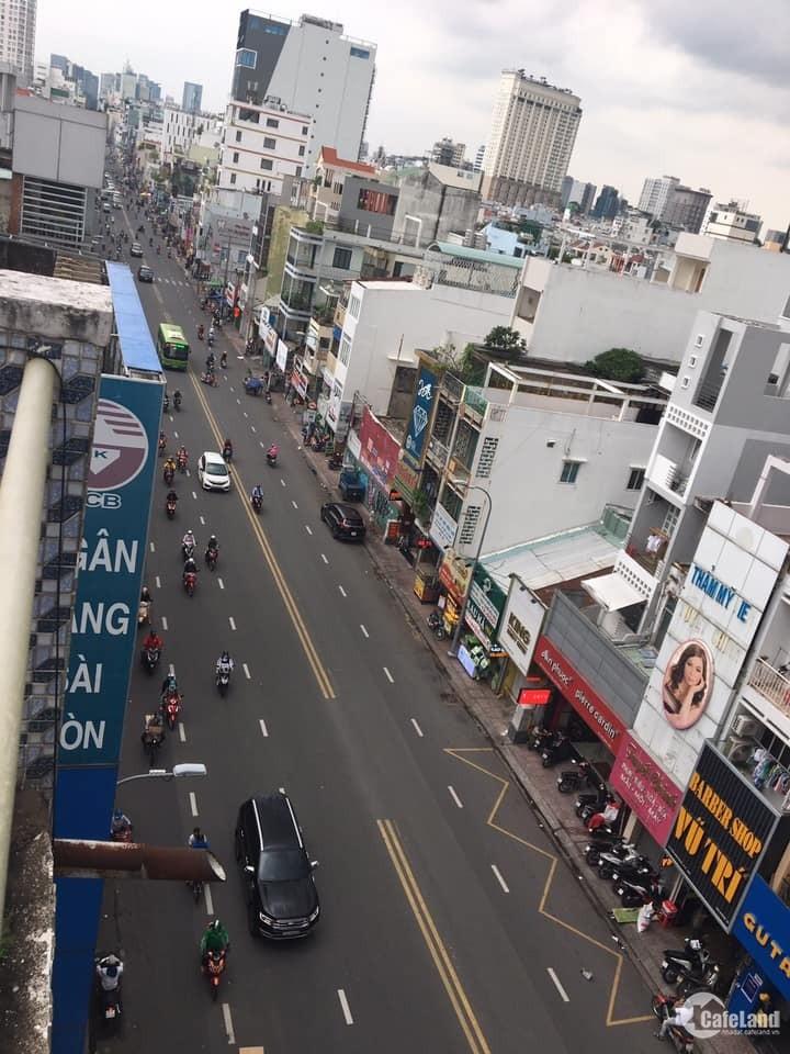 MT Phan Đình Phùng P2 PN, 7 tầng KD đỉnh, 10 phòng cho thuê, 60m2 nở hậu 20.9 tỷ