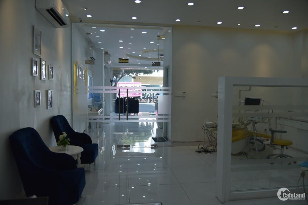 Nhà văn phòng cho thuê mặt tiền đường Hoàng Văn Thụ