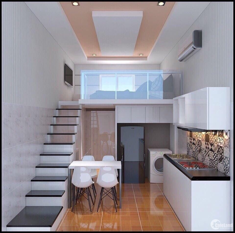 Căn Hộ Duplex Studio Cao cấp , Quận Bình Thạnh - Giá hoàn thiện 1 ty1