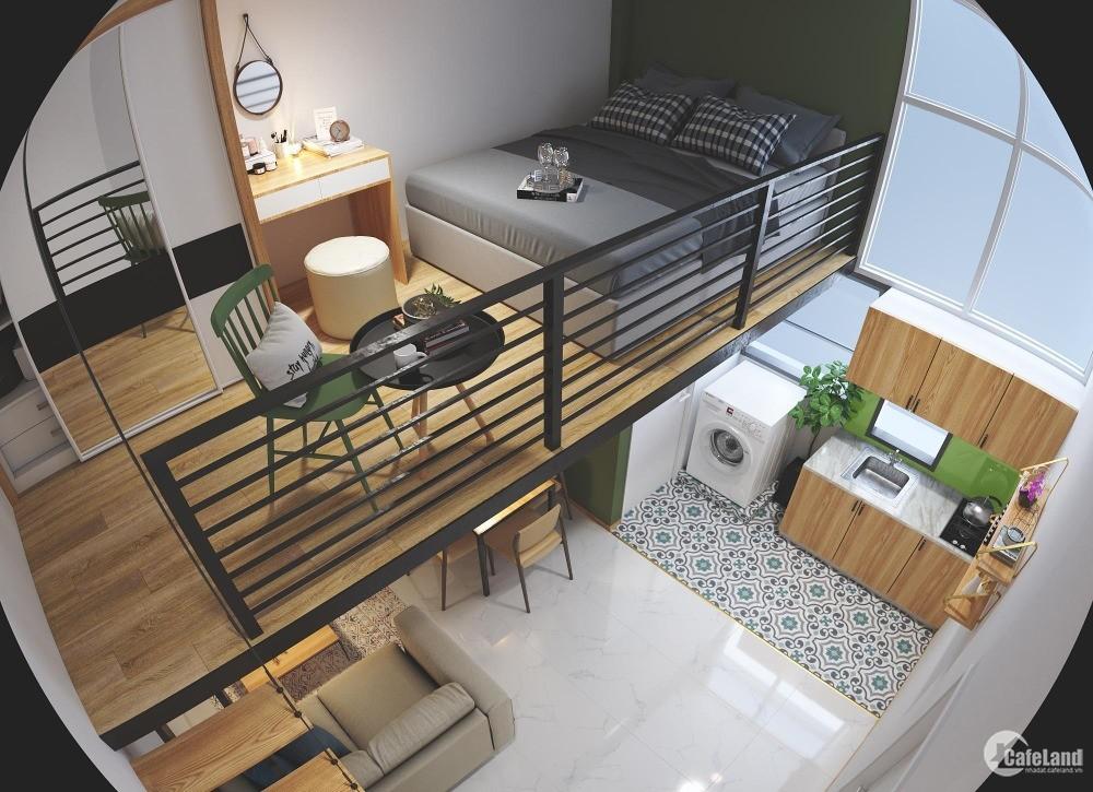 Căn Hộ Mini Cao cấp , Quận Bình Thạnh - Giá hoàn thiện thuê 177tr/căn