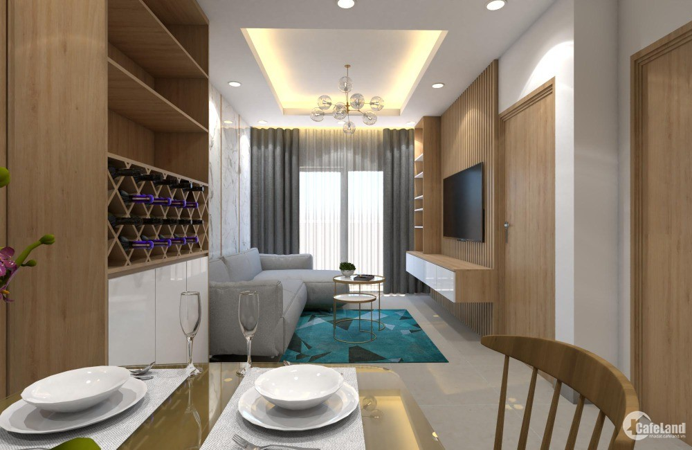 Cần bán lại căn hộ 3PN dự án Charm Plaza, chỉ 1 tỷ - 84m2, sổ hồng, full NT