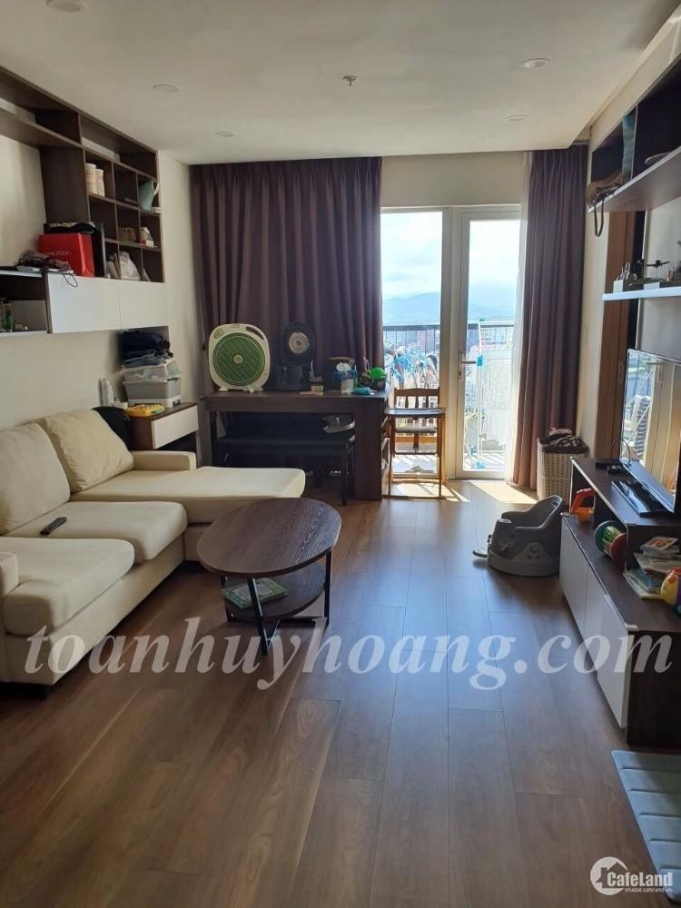 ID: A0698; Bán căn hộ F.home 63m2, tầng cao, 2 phòng ngủ, nội thất đẹp