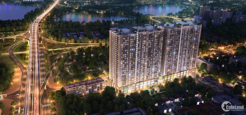 Bán chung cư cao cấp Trần Thủ Độ 79m2 1,75 tỷ, hỗ trợ trả góp 0%