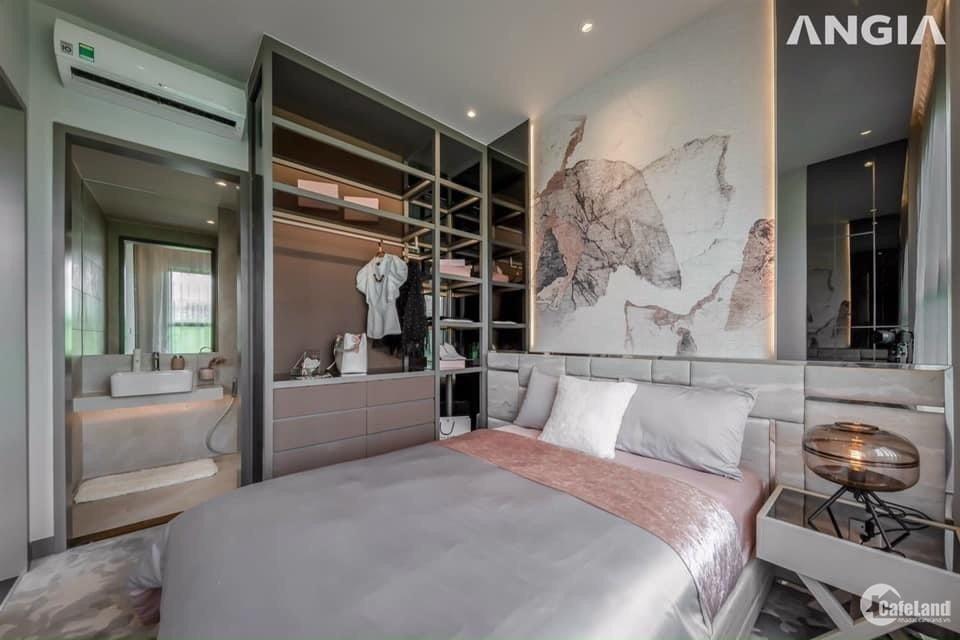 Sở hữu căn hộ WestGate 2PN 2WC mặt tiền đường Nguyễn Văn Linh chỉ với 599 triệu