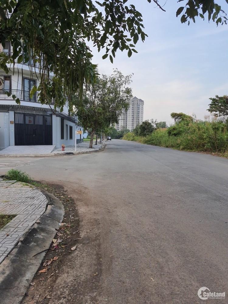 Sở hữu ngay đất MT Vườn Lài, P. An Phú Đông, Quận 12, sát bên Senturia Vườn Lài