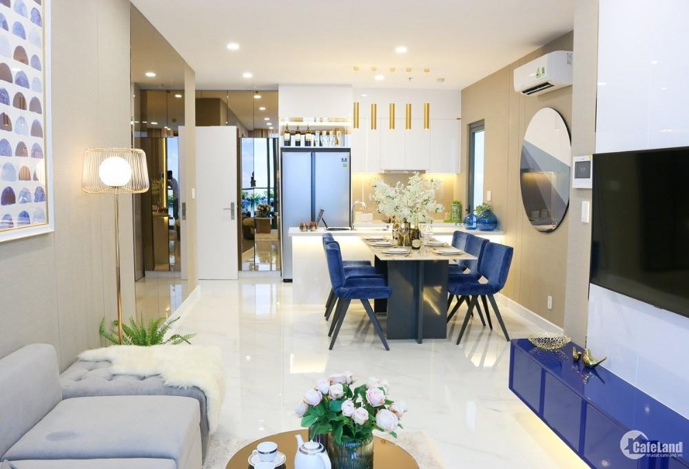 Chỉ T.toán 1.6 tỷ sở hữu căn hộ T.tâm Q2. Ưu đãi CK 150 triệu cho 10 KH đầu tiên