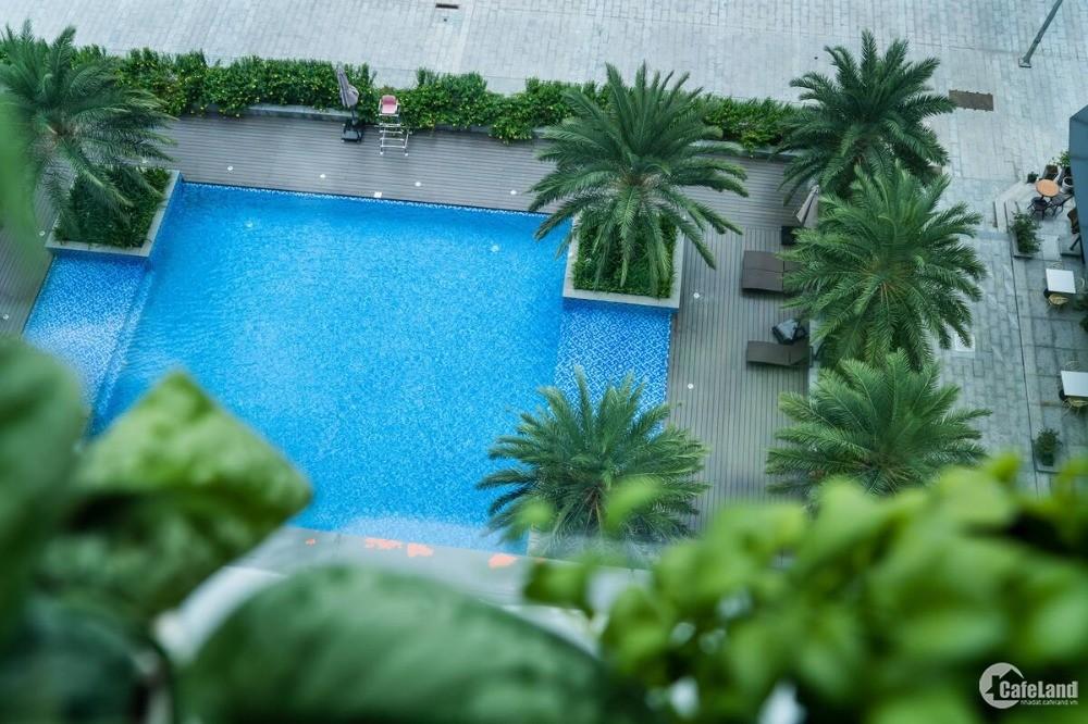 Bán căn 3pn view hồ bơi tại New City Q2 Full nội thất thấp nhất