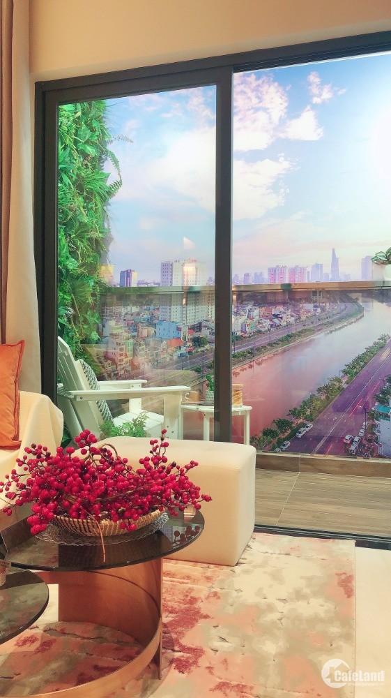 D AQua tuyệt tác căn hộ 4 mặt tiền sông chỉ với 1,5 tỷ /căn ( TT trước 15% )