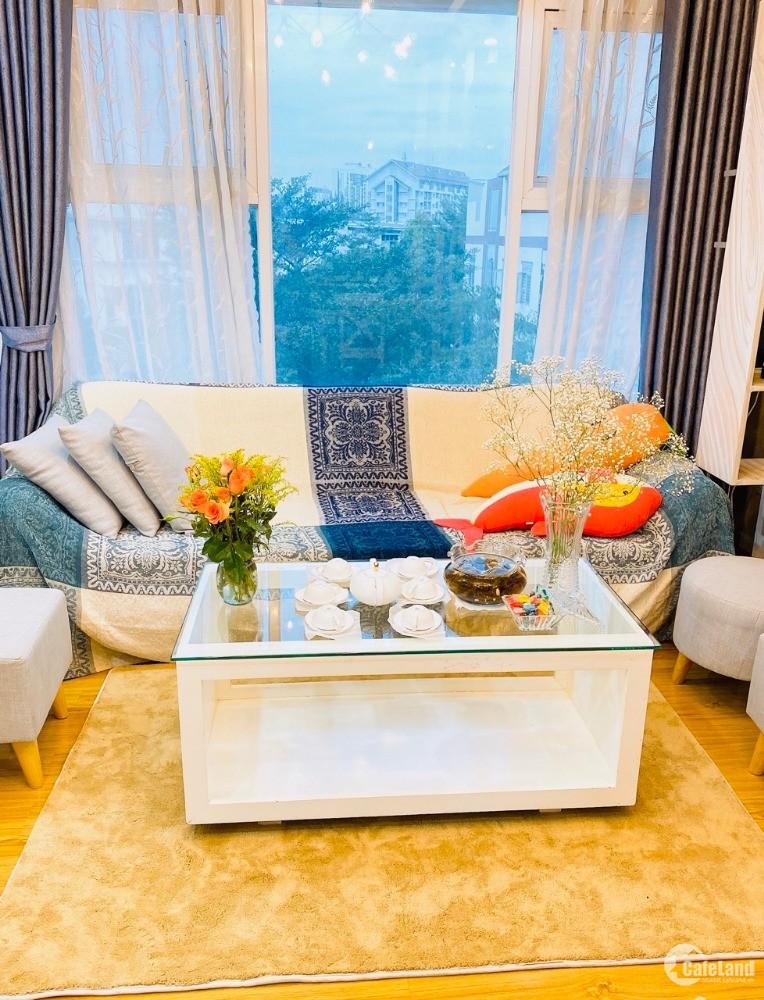 Bán căn hộ flora fuji 55m2 full nội thất siêu đẹp giá chỉ 1 tỷ 850 bao 100%