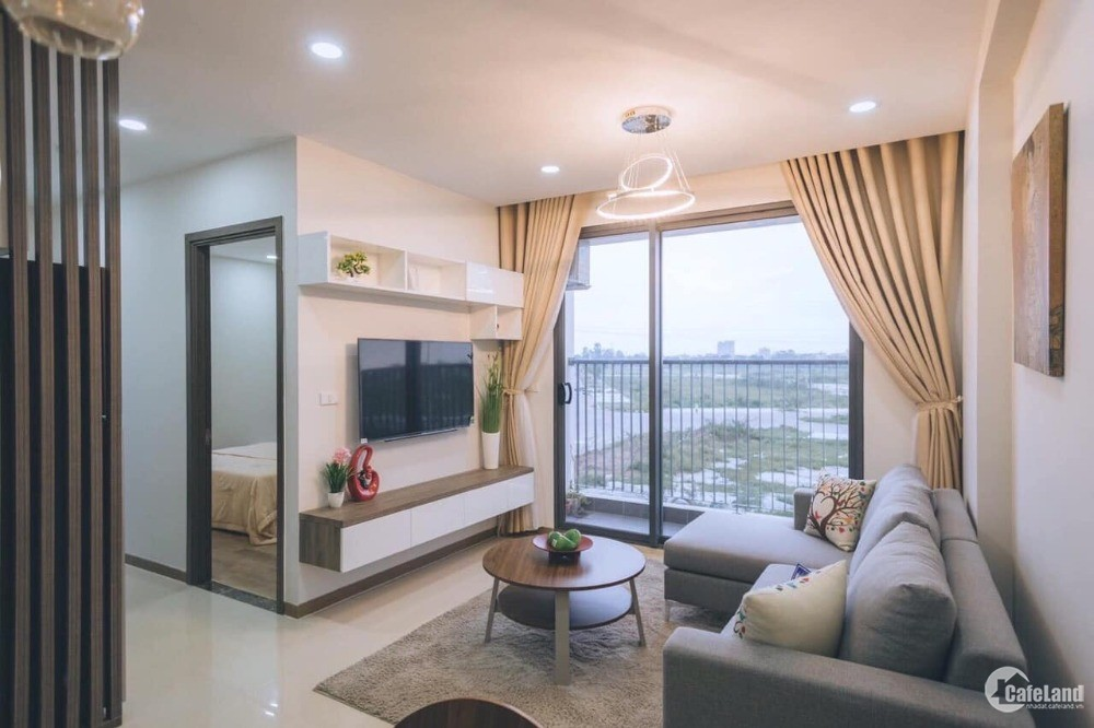 Chỉ với 250tr sở hữu ngay căn hộ ở luôn đầy đủ nội thất, nằm ngay trung tâm TP