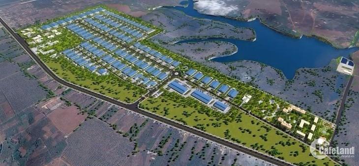 Cơ hội đầu tư dịp cuối năm 2020 đất nền sổ đỏ-KCN Nam Pleiku