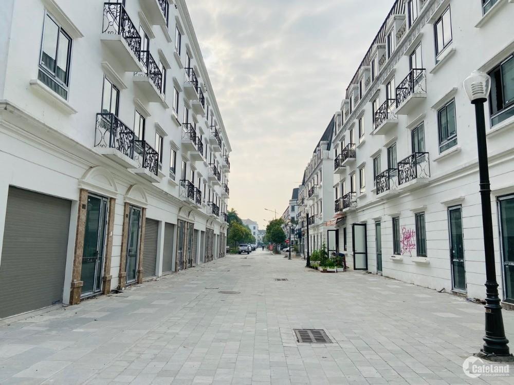 Shophouse dự án Lacasta dự án sầm uất bậc nhất Hà Đông Căn hộ 2 mặt tiền 15m