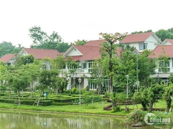 Bán Xuất Ngoại Giao Biệt Thự Nghỉ Dưỡng Cao Cấp Xanh Villas Resort & Spa