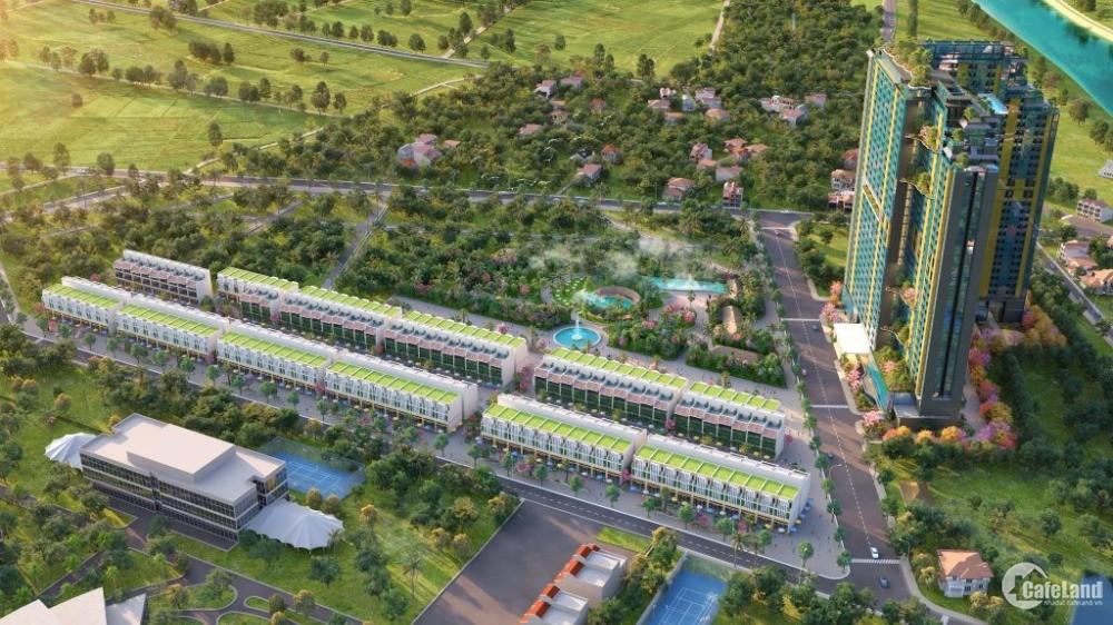 Bán căn chung cư tại Hạ Long, view biển, vị trí trung tâm