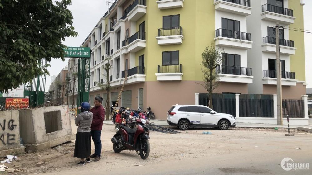 Bán nhà shophouse IEC Mặt đường Trần Thủ Độ, Tứ Hiệp, Thanh Trì