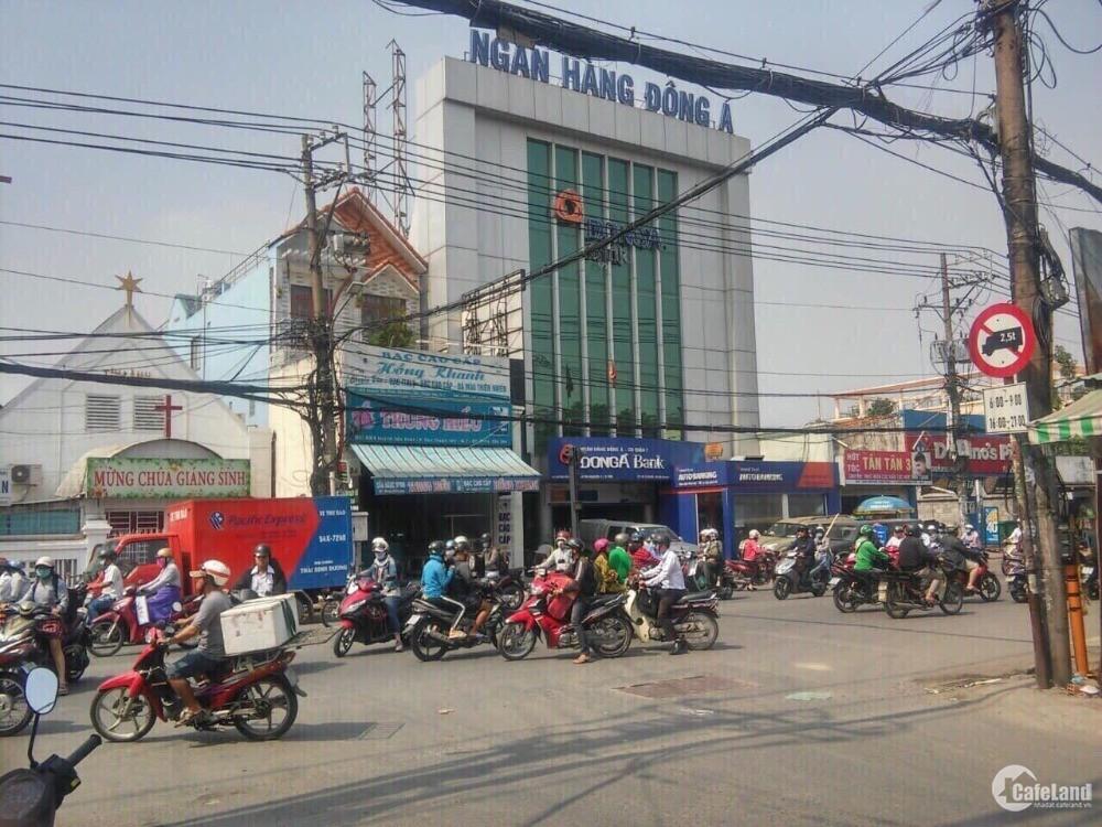 Bán nhà mặt tiền 322 huỳnh tấn phát phường tân thuận tây quận 7 DT 890m2