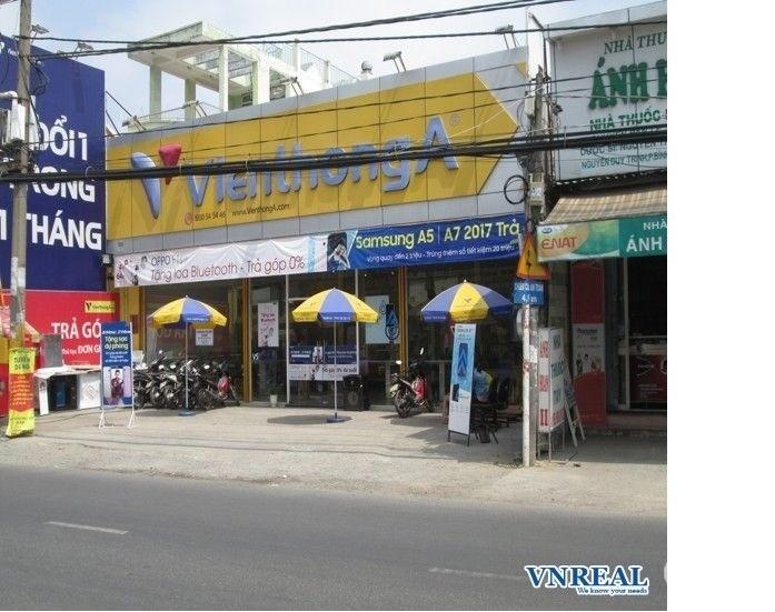 Bán nhà mặt tiền 280m2 Nguyễn Duy Trinh P. Long Trường Quận 9 giá chỉ 17.9 tỉ