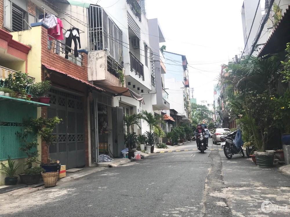 Bán nhà hẻm 10m Diệp Minh Châu, 4x19.5m, Cấp 4, Giá 9.5 tỷ TL