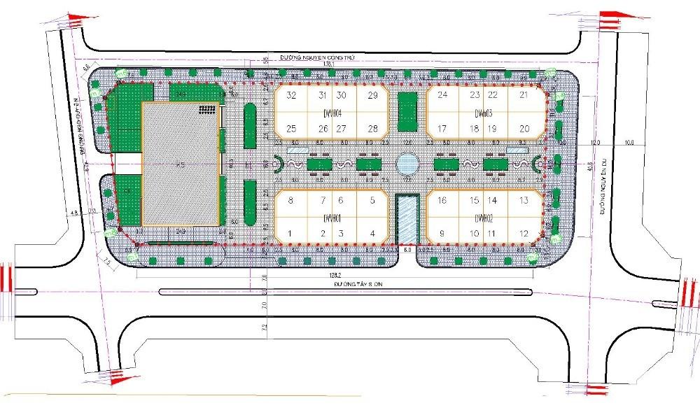Ra mắt dự án Shophouse mới toanh tại Sầm Sơn, Thanh Hoá. Tiềm năng sinh lời cực
