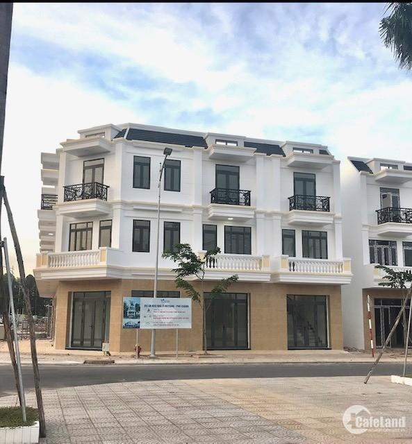 Bán nhà mặt phố tại Dự án Khu nhà ở VietSing - Phú Chánh, Tân Uyên, Bình Dương