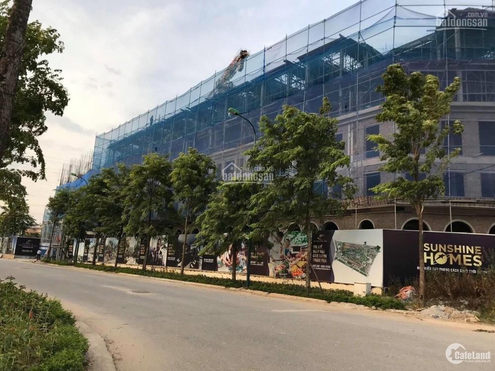 Shophouse Sunshine Golden River trong Ciputra từ 19.2 tỷ căn, cả ở và kinh doanh