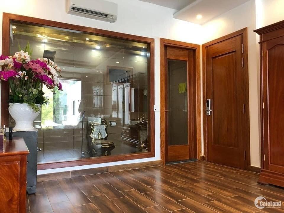 Biệt thự đẹp nằm giữa trung tâm kinh doanh buôn bán Phường Lê Mao, Vinh, Nghệ An