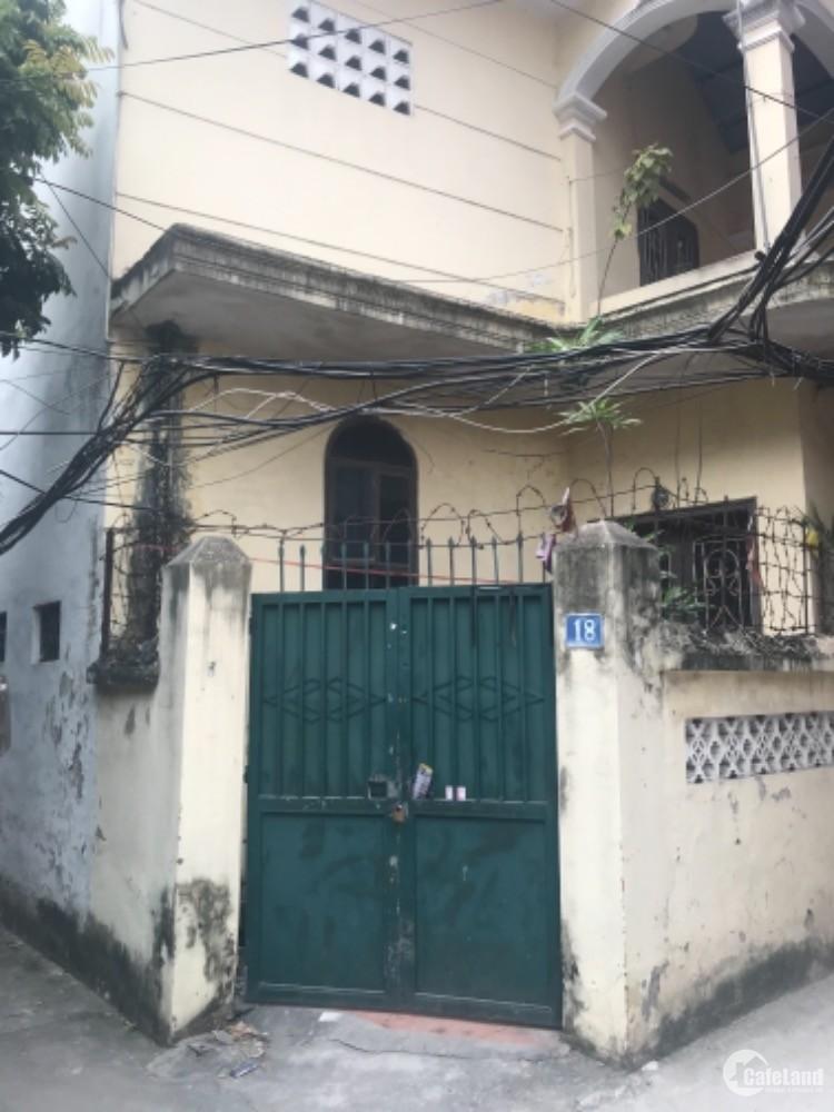 Bán gấp nhà Phan Kế Bính - Ba Đình, 57m, ngõ xe ba gác, lô góc mặt tiền 5,7m