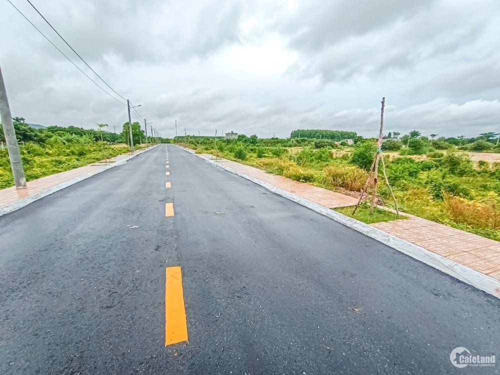 Vừa mắt vừa túi tiền - đất nền gần kề sân bay Lộc An Đất Đỏ