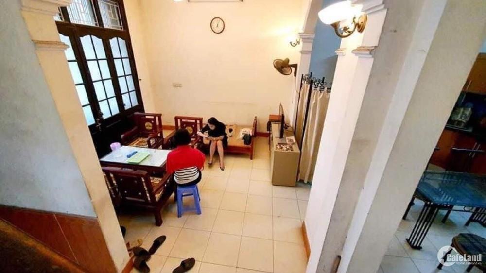 Bán nhà đẹp 4 tầng Phố Thái Thịnh 58m2 3,9 tỷ ngõ nông gần phố