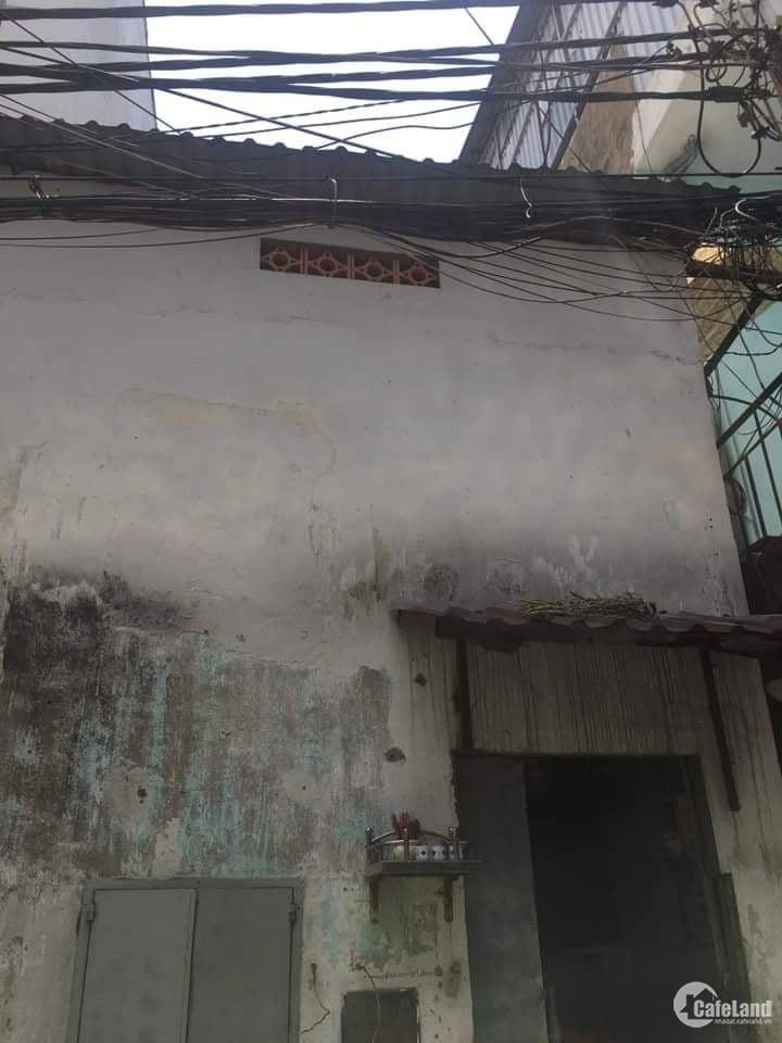 Nguyễn Duy Dương Quận 10 - diện tích 46m2 - 5.1 tỷ - 1 trệt 1 lầu