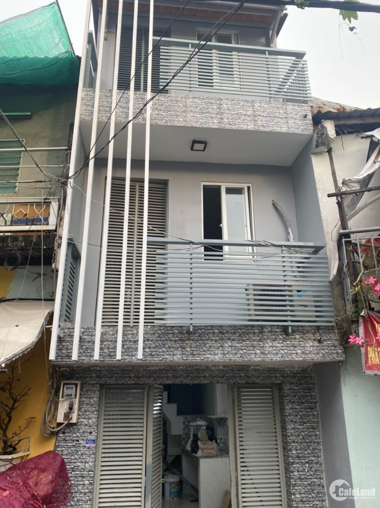 Bán nhà MT hẻm 98 Bùi Văn Ba, P.Tân Thuận Đông, Quận 7
