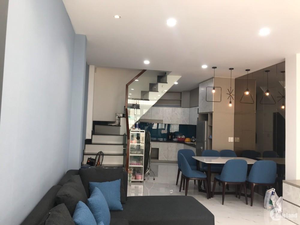 Bán nhà 2 lầu hẻm 625 Trần Xuân Soạn P.Tân Hưng Quận 7