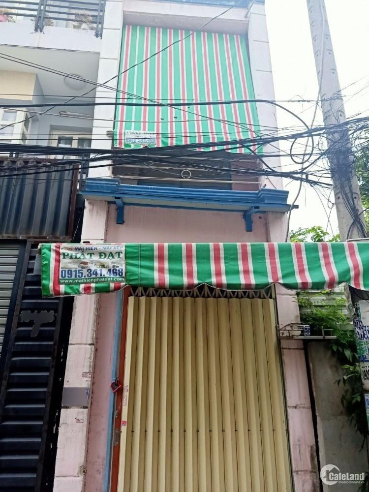 Bán nhà Sổ hồng riêng MT HXH 134 Nguyễn Thị Thập P.Binh Thuận Q7