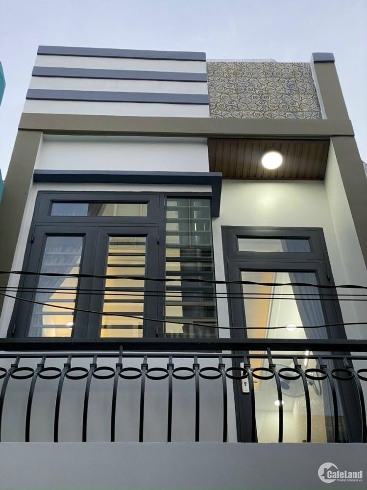 Kẹt tiền bán gấp căn nhà 2 tấm, 2PN rộng rãi. Sổ hồng cầm tay