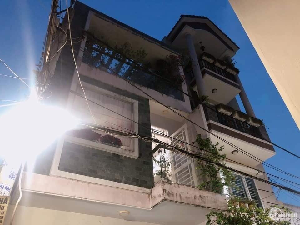 Bán gấp căn P3 Gò Vấp:1 bước qua Phú Nhuận,HXH,3 tầng lung linh,giá rẻ