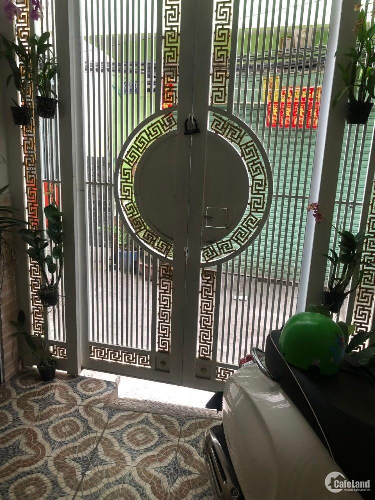 Chính chủ bán nhà SHR Nguyễn Kiệm P.3, Gò Vấp, 2 tầng - đủ nội thất, 3.3 tỷ.