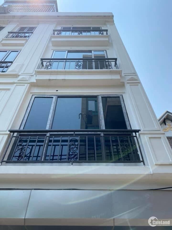 Nhà 31m2, 5 tầng ở tổng cục V, Yên Xá, Tân Triều. Giá chỉ 2,6 tỷ.