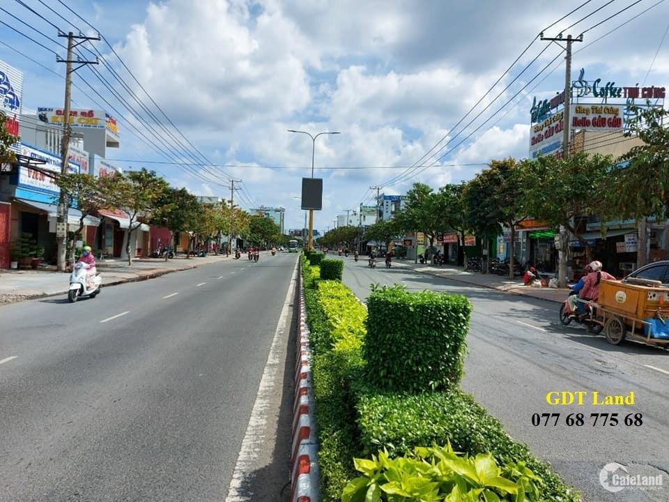 Bán Nhà Mặt Tiền Đại Lộ Đồng Khởi- Tp Bến Tre