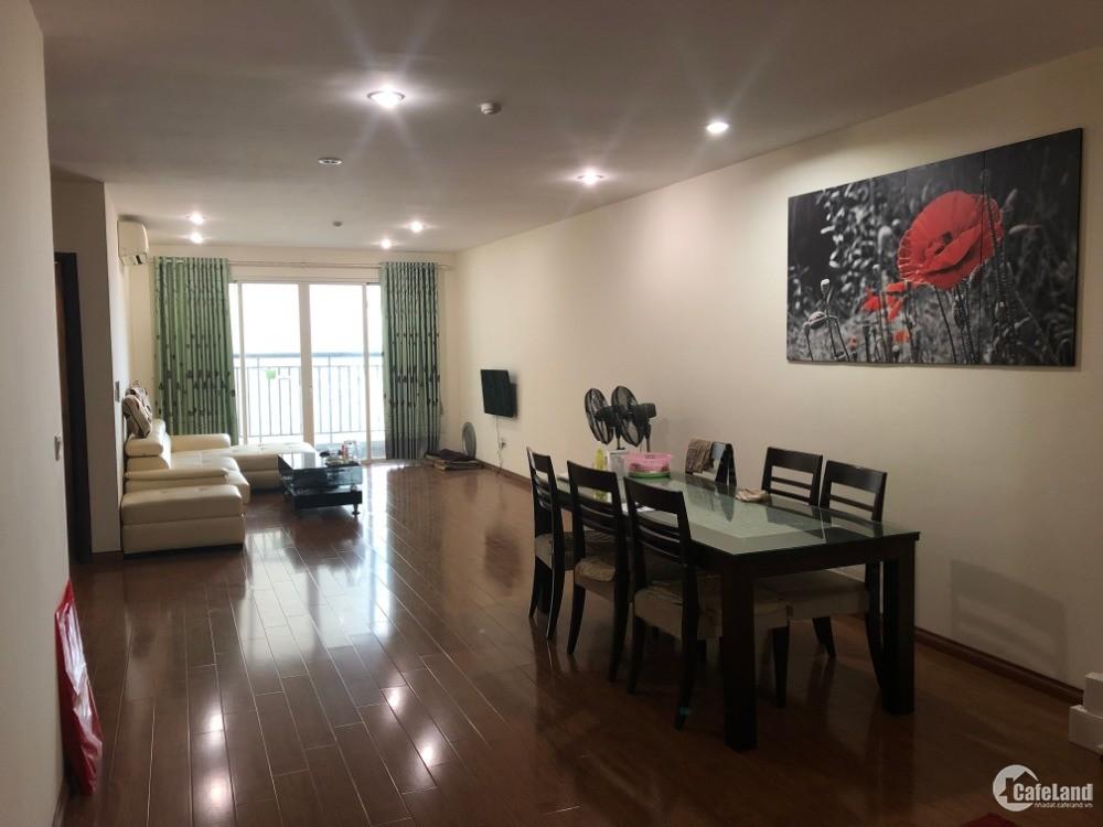 Chính chủ cho thuê căn hộ 126m2 chung cư Hồ Gươm Plaza 102 Trần Phú, Hà Đông, Hà Nội