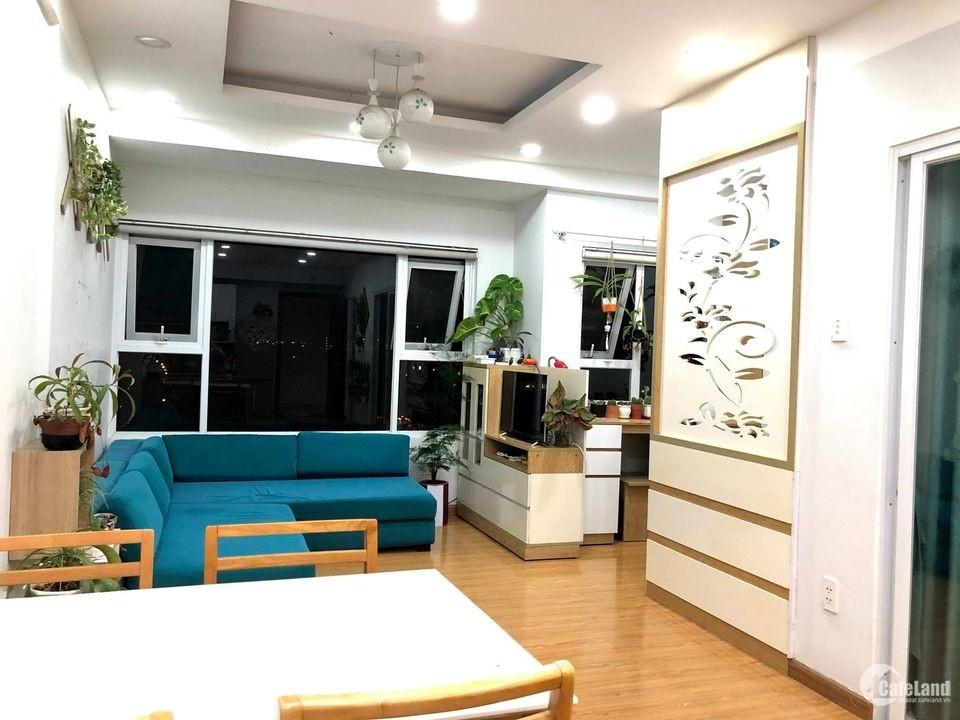 Cho thuê căn hộ Flora Anh Đào 55m2 1 + 1PN, full nội thất giá chỉ 6tr5/tháng