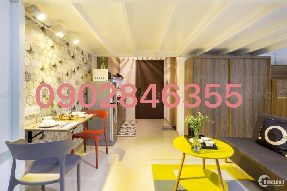 Cho thuê căn hộ Botanica Premier  giá tốt