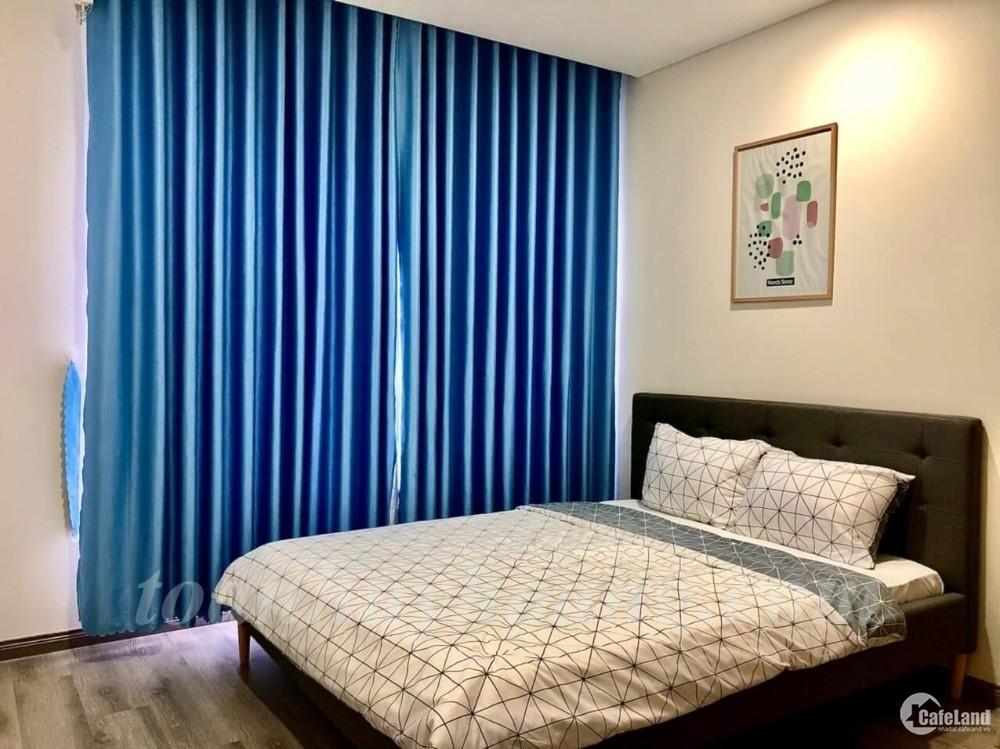 Cho thuê căn hộ The Monarchy B nội thất hiện đại giá 12 triệu bao phí-TOÀN HUY H
