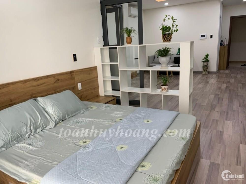 Cho thuê căn hộ Studio Monarchy nội thất đẹp giá 8 triệu-Toàn Huy Hoàng
